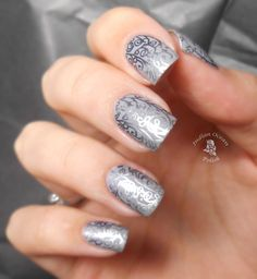 Grey Nails Pinterest: Itssimplystacey