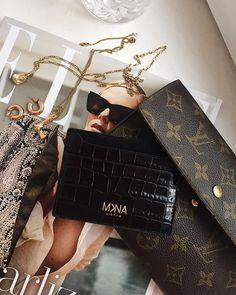 Premium Leather Cardholders (@mkna.vienna) • Instagram-Fotos und -Videos Christmas Presents, Vienna, Louis Vuitton Monogram, You Got This, Card Holder, Videos, Pattern, Leather, Bags