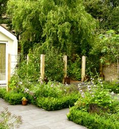 Bloom Time with UK Garden Designer Richard Miers Gardenista
