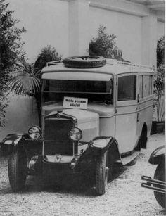 AMBULANZA IATA 1930