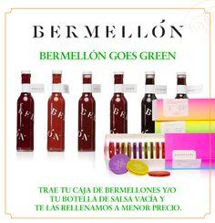 #salsa #bermellon #green #environment