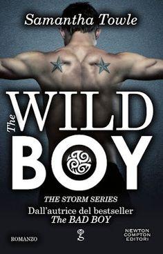 Leggere Romanticamente e Fantasy: Recensione: THE WILD BOY di Samantha Towle