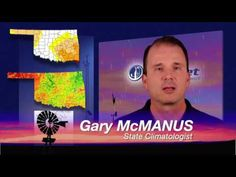 Al Sutherland talk about the above normal warm temperatures for November and and Gary McManus shows use the increase on the drought monitor map.