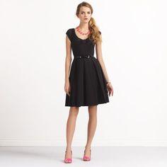 COTTON SWEENEY DRESS