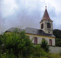 Kostel sv. Pankráce - Jítrava - Česko