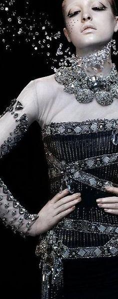 Swarovski Elements Fashion ♥✤ | Keep Smiling | BeStayBeautiful
