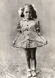 Maria Finker was only 6 when she was sadly murdered at her hometown Krakow, Poland in 1943.