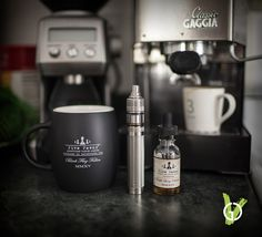 Castle Long Reserve and Cafe Au Lait #fivepaws #itsyourmove #goodcleanvapes #doyouevenvapebro #hystericvape