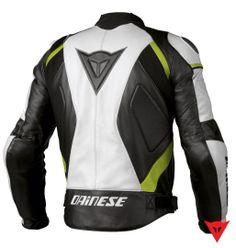 Dainese Leather Jacket Avro C2 Pelle - back