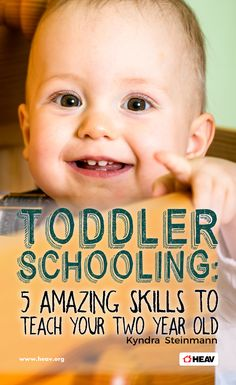 """Toddler Schooling: 5 Amazing Skills to Teach Your Two Year Old """"Of course, she isn't really ready to """"do ghool,"""" but there are some things I am doing with her (as I did with the older children) that help her feel included and start her on her educational Preschool Readiness, Preschool At Home, Preschool Curriculum, Homeschool, Preschool Prep, Kindergarten, Toddler School, Toddler Fun, Toddler Games"""