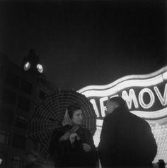 Movie House  Saul Leiter, ca. 1952