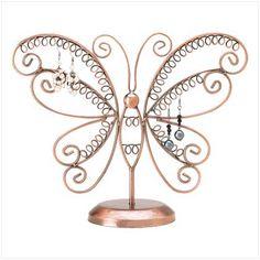 #Butterfly #jewelry #earrings