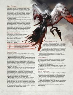 Dungeons And Dragons Rules, Dungeons And Dragons Classes, Dnd Dragons, Dungeons And Dragons Homebrew, 5e Races, Warlock Dnd, Dungeon Master's Guide, Dnd Classes, Dnd 5e Homebrew