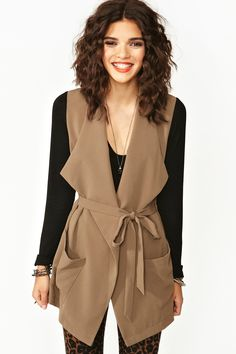 Have I pinned this already? If I did, it just shows how bad I want it.  Working Girl Trench
