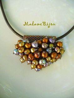 Madame Bijou: necklace