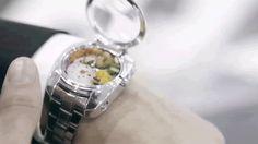 沒有「時間」吃飯嗎?那就來份腕錶便當吧! | 大人物