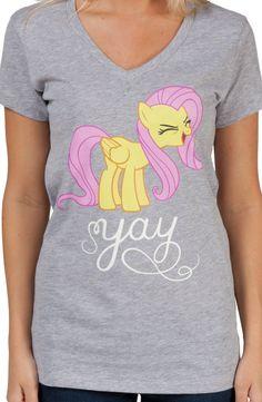My Little Pony Fluttershy Shirt