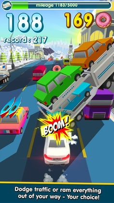 Free Apk File Of Hunger Cops Race For Donuts Android Smartphones Download Provided By
