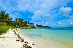Bahia Honda, Florida Keys. Island life