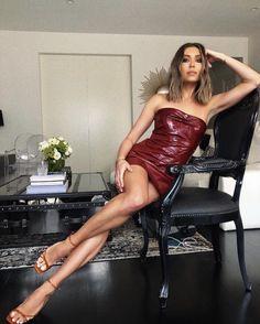 Rozalia Russian wears our Disco Inferno Mini Australian Fashion Designers, Strapless Dress Formal, Formal Dresses, Russian Fashion, Silver Dress, Celebs, Celebrities, Britney Spears, Kanye West