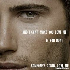 """-- #LyricArt for """"I Can't Make You Love Me"""" by George Michael"""