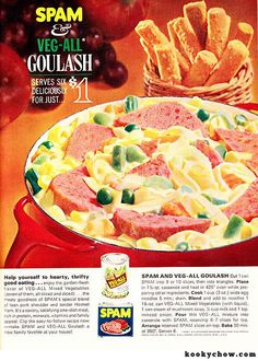 Spam And Veg-All Goulash. Make this a new family favorite in your house!