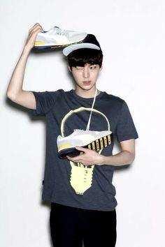 Anh Jae Hyun 안재현 (Model)