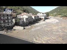 PRIMA E DOPO Alluvione Val Nure e Val Trebbia Piacenza