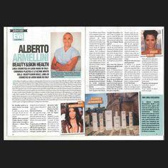 Oggi in edicola sul settimanale EVA TREMILA intervista esclusiva da Los Angeles…