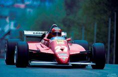 Gilles 126C2 Zolder 1982