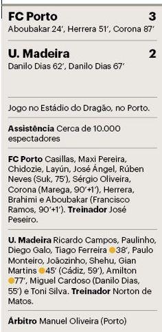 FC Porto assustou-se, mas passou o teste - PÚBLICO