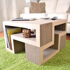 Katris: Modular Cat Scratching Furniture                                                                                                                                                      Más #CatFurniture #CatAccessories #catsdiycondo