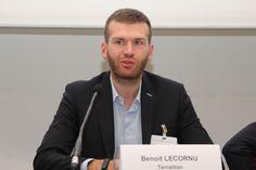 Benoît Lecornu, connected devices product manager, Terraillon