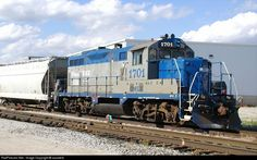 RailPictures.Net Photo: OMLX 1701 OmniTRAX EMD GP9 at TIFFIN, Ohio by scooterb