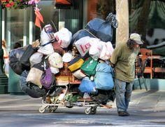 Homeless Hoarder | Flickr - Photo Sharing!