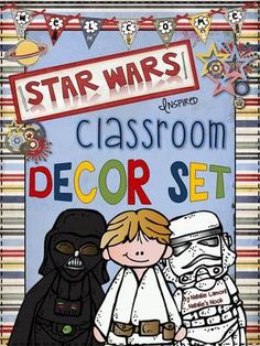 Star+Wars+Inspired+Classroom+Decor+Set+from+Natalies+Nook+on+TeachersNotebook.com+-++(88+pages)+