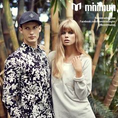 This spring, a funky Danish label called MINIMUM, by Peder Tang, is releasing a Spring/Summer 2014 Collection that will be available in boutiques across Canada. Spring 2014, Spring Summer, Summer 2014, Rich & Royal, Fashion News, Stylish, My Love, Lady, Collection