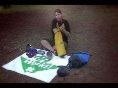 4-H Canoe Leader Training Video: What to Bring