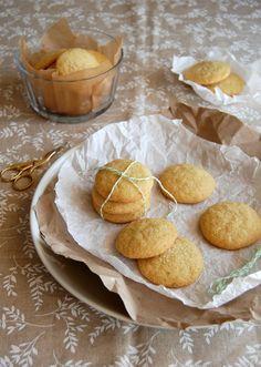 Lime nutmeg snickerdoodles / Snickerdoodles de limão e noz-moscada