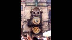 The Prague astronomical clock, or Prague orloj - PRAŽSKÝ ORLOJ V PRAZE
