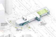 Barra 2.0Type Idea Program Transport Hub And Community Centers Location Rio de Janeiro, Brasil Team Thiago Almeida Year 2012 Barra da Tijuca is a new neighborhood designed by Lucio Costa in the 70s. Its urban plan followed the premise of...
