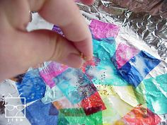 This simple and slightly gooey activity has such eye pleasing results why not do it over and over and over again? Art Therapy, Therapy Ideas, Icing, Festive, Eye, Simple, Fun Ideas, Barn, Summer