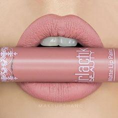 #Lipstick #Girlactik #GirlactikBeauty #MatteLipPaint #Lips #Labios