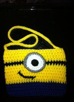 1cbe4eaf917 crochet minion hat
