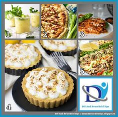 DIY And Household Tips: 5 Easy And Delicious Recipes