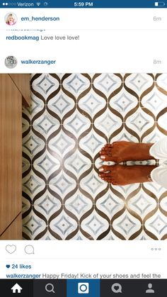 Laundry tile or guest bathroom??