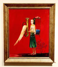 Ştefan Câlţia: Lucrul cel mai important e să trăim fericiţi Painting, Magic, Artists, Happy, Kunst, Painting Art, Paintings, Ser Feliz, Painted Canvas