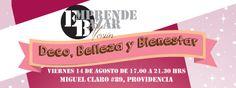 Emprende Bazar, Providencia, Santiago. 14.08.2015
