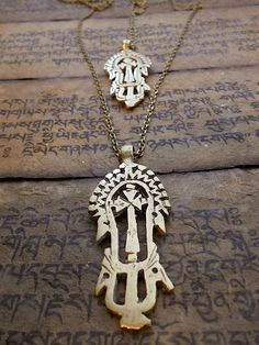 Boho Gal Ethiopian Double Necklace
