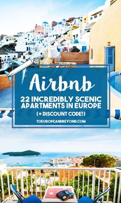 A list of the best Airbnbs in Europe: English castles, views of the Cinque Terre villages, Irish churches, Alpine cabins... it's all in there! http://toeuropeandbeyond.com/airbnbs-in-europe/?utm_campaign=coschedule&utm_source=pinterest&utm_medium=The%20Full-Time%20Tourist